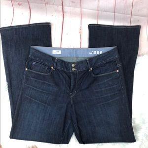 GAP 1969 Denim Jeans NWOT